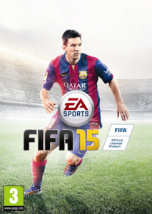 Packaging of Fifa 15 [PC]