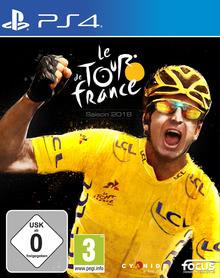 Verpackung von Tour de France 2018 [PS4]
