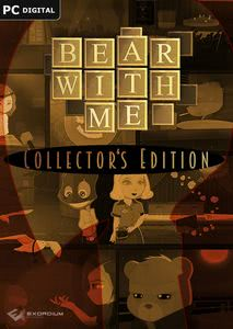 Verpackung von Bear With Me Collector's Edition [PC / Mac]