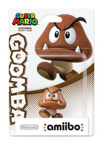 Verpackung von amiibo SuperMario Gumba Figur [3DS / Switch]