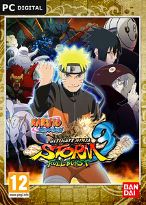 Packaging of Naruto Shippuden Ultimate Ninja STORM 3 HD [PC]