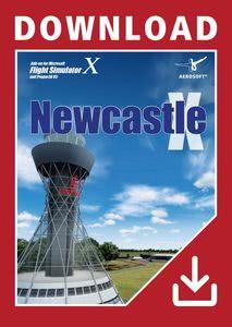 Verpackung von FSX Newcastle X [PC]