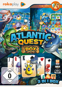 Verpackung von rokaplay - Atlantic Quest Box [PC]