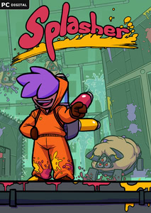 Packaging of Splasher [PC]