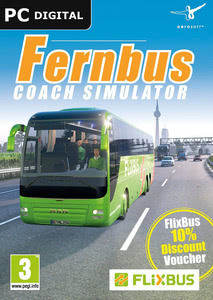 Packaging of Fernbus Coach Simulator [PC]