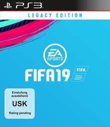 Verpackung von Fifa 19 Legacy Edition [PS3]