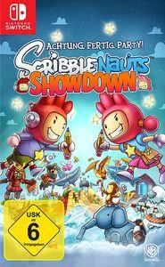 Verpackung von Scribblenauts: Showdown [Switch]