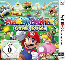 Verpackung von Mario Party Star Rush [3DS]
