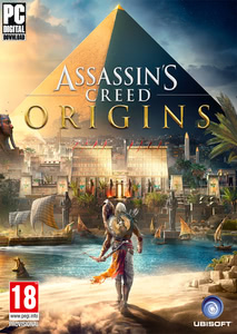 Packaging of Assassin's Creed Origins [PC]