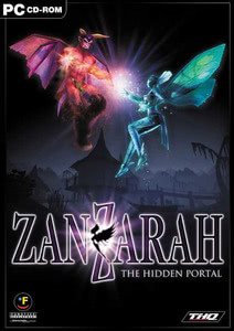 Packaging of Zanzarah: The Hidden Portal [PC]
