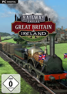 Verpackung von Railway Empire Great Britain & Ireland [PC / LINUX.content]