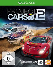 Verpackung von Project CARS 2 [Xbox One]