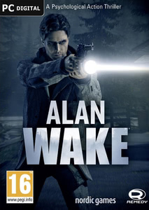 Packaging of Alan Wake [PC]
