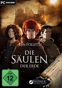 Verpackung von Ken Follett's Die Säulen der Erde Kingsbridge Edition [PC / Mac]