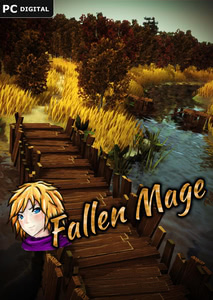 Packaging of Fallen Mage [PC]
