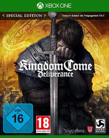 Verpackung von Kingdom Come Deliverance Special Edition [Xbox One]