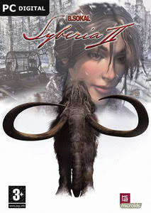 Packaging of Syberia 2 [PC]