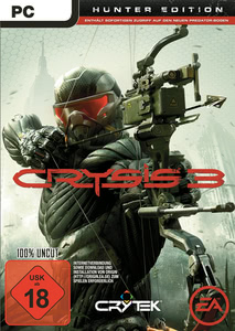 Verpackung von Crysis 3 Hunter Edition [PC]