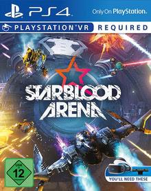 Verpackung von Starblood Arena VR - Playstation VR erforderlich [PS4]