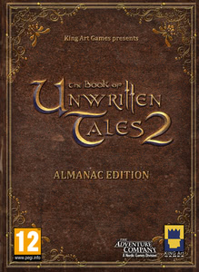 Packaging of The Book of Unwritten Tales 2 - Upgrade to Almanac Edition [PC]