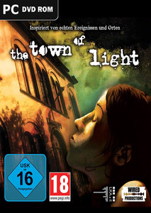 Verpackung von The Town of Light [PC]