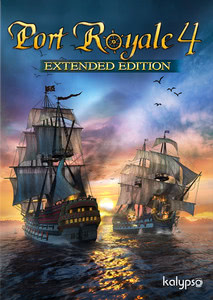 Verpackung von Port Royale 4 Extended Edition [PC]