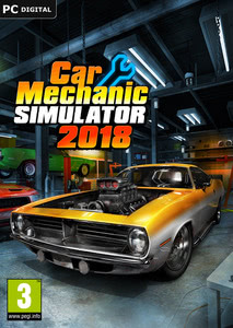 Packaging of Car Mechanic Simulator 2018 [PC / Mac]