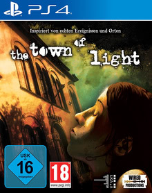 Verpackung von The Town of Light [PS4]
