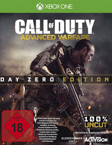 Verpackung von Call of Duty: Advanced Warfare Day Zero Edition [Xbox One]