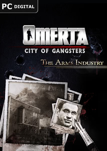 Packaging of Omerta: City of Gangsters: The Arms Industry (DLC) [PC]