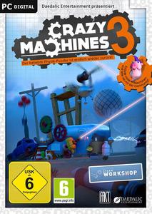 Verpackung von Crazy Machines 3 [PC]