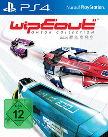 Verpackung von WipEout: Omega Collection [PS4]