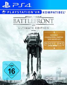 Verpackung von Star Wars Battlefront Ultimate Edition [PS4]