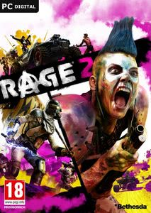 Packaging of Rage 2 [PC]