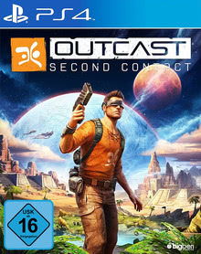 Verpackung von Outcast: Second Contact [PS4]