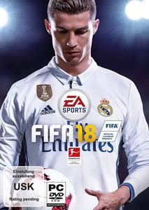 Verpackung von Fifa 18 (DLC only) [PC]