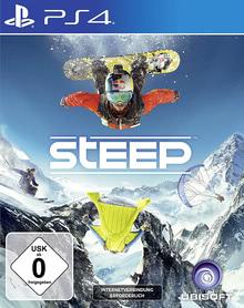 Verpackung von Steep [PS4]