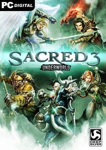 Verpackung von Sacred 3 - DLC - Underworld Story [PC]