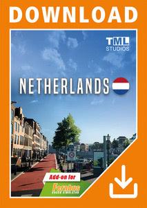 Verpackung von Fernbus Simulator Niederlande [PC]