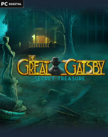 Packaging of The Great Gatsby: Secret Treasure [PC]