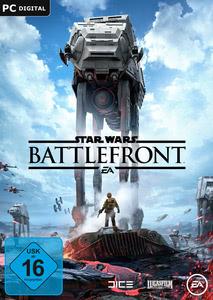 Verpackung von Star Wars Battlefront [PC]