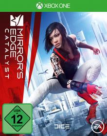 Verpackung von Mirror's Edge Catalyst [Xbox One]