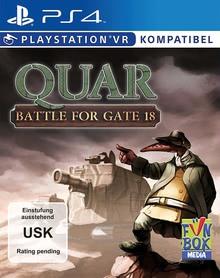 Verpackung von Quar: Battle for Gate 18 (VR Only) [PS4]