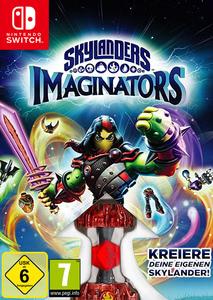 Verpackung von Skylanders Imaginators Starter Pack [Switch]
