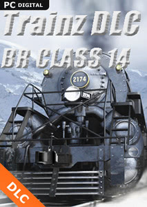 Packaging of Trainz BR Class 14 [PC]