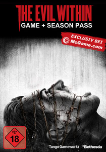 Verpackung von The Evil Within inkl. Season Pass [PC]