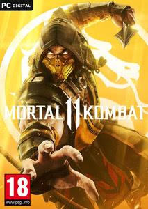 Packaging of Mortal Kombat 11 [PC]