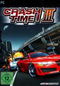 Verpackung von Crash Time 3 [PC]