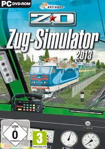 Verpackung von ZD-Zug Simulator 2013 [PC]