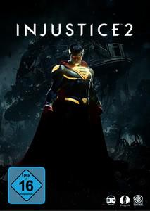 Verpackung von Injustice 2 [PC]
